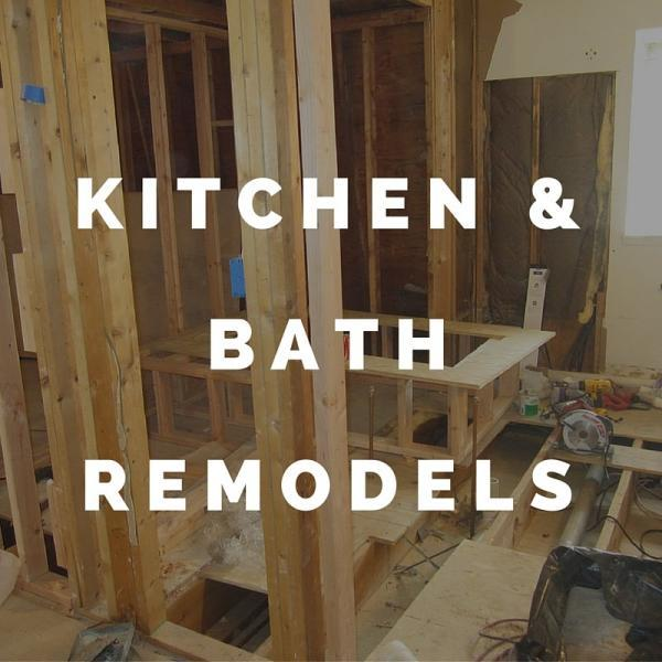 Boise ID Kitchen & bath remodels services