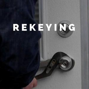 Boise ID Rekeying services