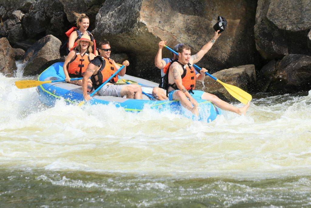 Whitewater Rafting Adventure 2016 - Idaho Real Estate