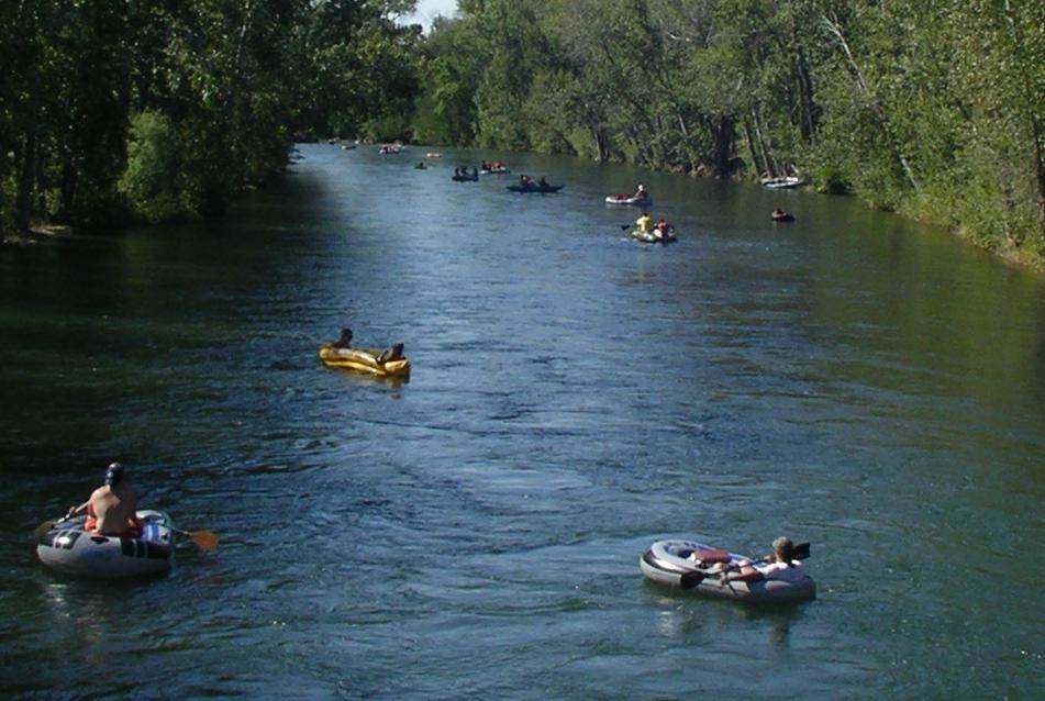 Boise River Float