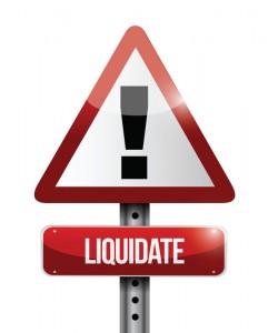 liquidate