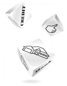 mortgage dice